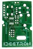 2 knops handzender 433 MHz_