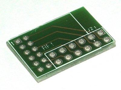 RFM adapterboard