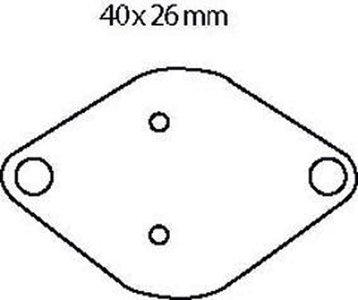 Transistor SI-N 140 VDC 20 A 250W 3MHz