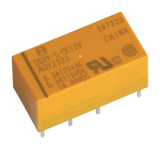 Signaal Relais 12 VDC 0.5 A