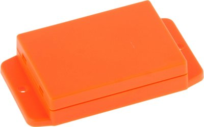 Kunststof behuizing 70 x 50.4 x 17 mm Oranje ABS IP00