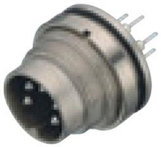 Binder bulkhead connector 723 series