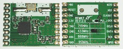 RFM67W